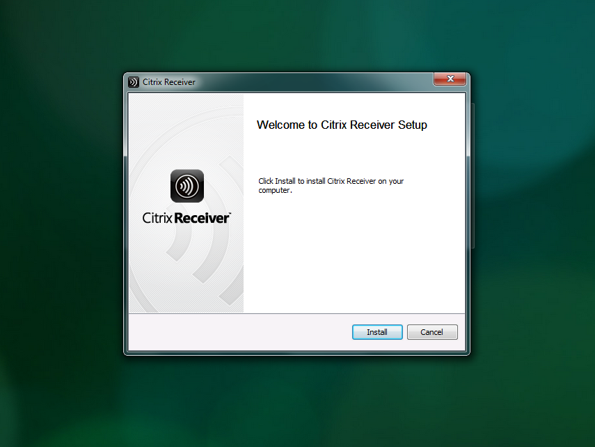 Citrix_Setup